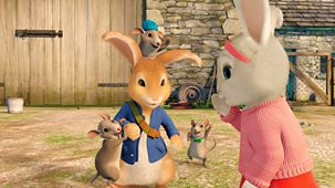 Peter Rabbit - Series 2: 41. The Tale Of The Mice On The Move