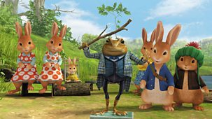 Peter Rabbit - Series 2: 49. The Tale Of Musical Mayhem