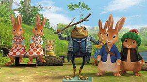 Peter Rabbit - Series 2: 49. The Tale Of Musical Mayhem