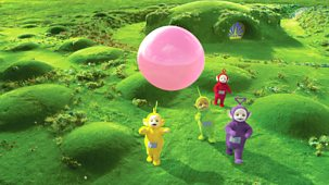 Teletubbies - Series 1: 7. Bubbles