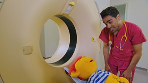 Get Well Soon Hospital - 3. Ct Scan
