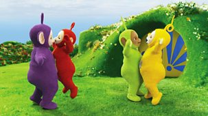 Teletubbies - Series 1: 12. Bumps!