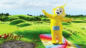 Teletubbies - Series 1: 13. Muddy Footprints