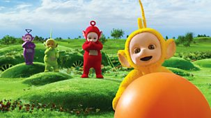 Teletubbies - Series 1: 14. Bouncy Ball