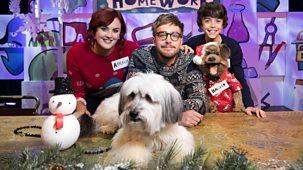 The Dog Ate My Homework - Christmas Special