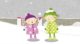 Nelly & Nora - 26. Snow Flurry