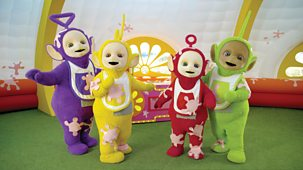Teletubbies - Series 1: 18. Messy Fun