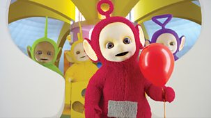Teletubbies - Series 1: 20. Red