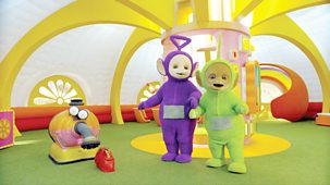 Teletubbies - Series 1: 26. Packing