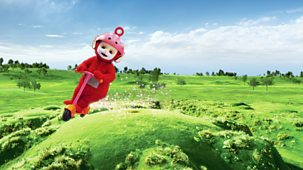 Teletubbies - Series 1: 28. Flying