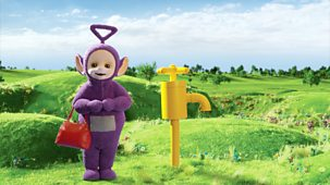 Teletubbies - Series 1: 29. Taps