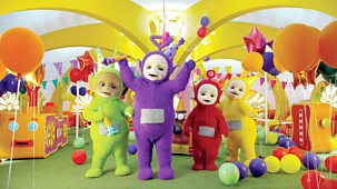 Teletubbies - Series 1: 30. Party!
