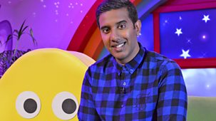 Cbeebies Bedtime Stories - 534. Nihal Arthanayake - When Betsy Came To Babysit