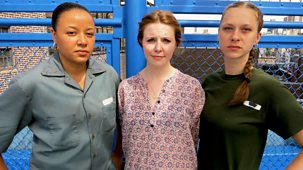 Stacey Dooley In The Usa - Series 1 - Girls Behind Bars