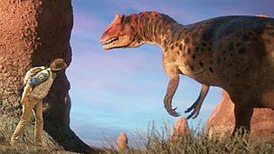 Andy's Prehistoric Adventures - 10. Camptosaurus And Call