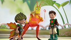 Tree Fu Tom - Series 5: 4. It's A Kind Of Magic