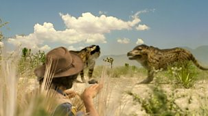 Andy's Prehistoric Adventures - 20. Andrewsarchus And Tooth