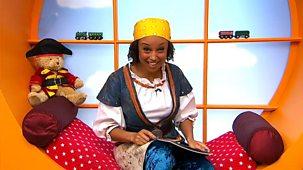 Cbeebies Bedtime Stories - 510. Gemma Hunt - Ten Little Pirates