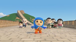 Go Jetters - 11. The Great Wall Of China