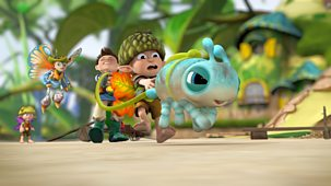 Tree Fu Tom - Series 5: 7. How To Train Your Buggle