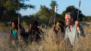 Tribes, Predators & Me - 2. Lion People Of The Kalahari
