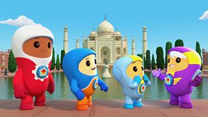 Go Jetters - 15. The Taj Mahal, India