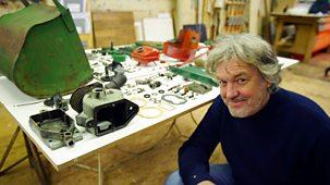 James May: The Reassembler - 1. Lawnmower