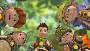 Tree Fu Tom - Series 5: 11. Ranger Tom: Beetles And Grubbles