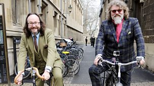The Hairy Bikers' Pubs That Built Britain - 13. Oxford