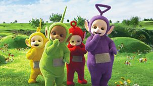 Teletubbies - Series 1: 52. Being Quiet