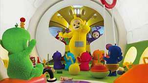 Teletubbies - Series 1: 35. Waving