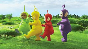 Teletubbies - Series 1: 34. Conga