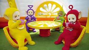 Teletubbies - Series 1: 45. Breakfast
