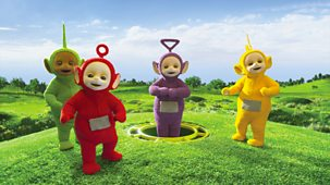 Teletubbies - Series 1: 41. Taking A Ride