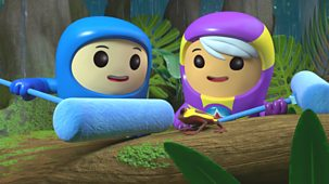 Go Jetters - 19. Amazon Rainforest, South America