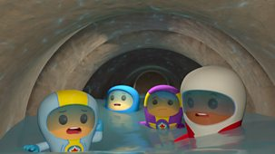 Go Jetters - 22. The Wieliczka Salt Mine, Poland
