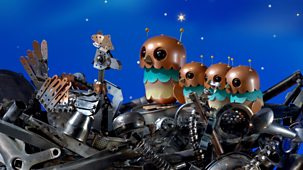 Clangers - 48. The Wols