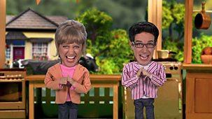 Diddy Tv - Series 2: 1. Breaking Wind
