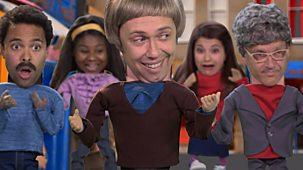 Diddy Tv - Series 2: 6. Mr Choosy