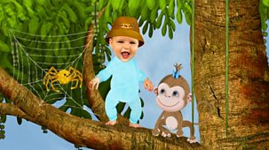 Baby Jake - Series 2 - Baby Jake Loves Spinning A Web