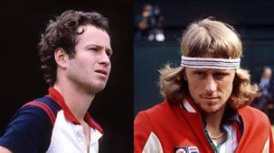 Talking Tennis - 1. Rivals