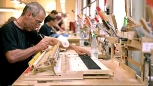 Handmade: By Royal Appointment - 4. Steinway