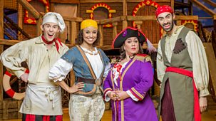 Swashbuckle - Series 4: 8. Pesky Pirate Swashbucklers