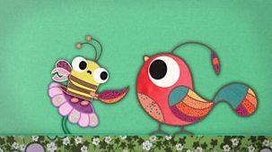 Patchwork Pals - 3. Bee