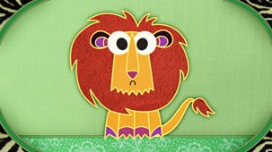 Patchwork Pals - 5. Lion