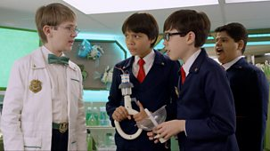 Odd Squad - 53. Captain Fun