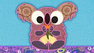 Patchwork Pals - 13. Koala