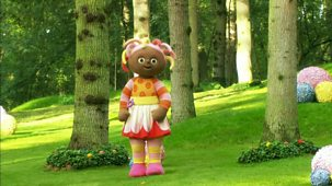 In The Night Garden - Series 1 - Upsy Daisy's Special Stone