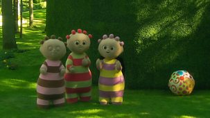 In The Night Garden - Series 1 - Kicking The Ball