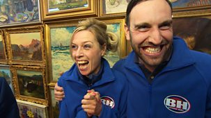 Bargain Hunt - Series 44: 25. Edinburgh 22
